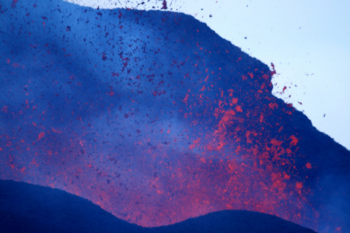 An icelandic volcano could just be the ticket to a great energy source